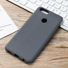 Cover Case Silicone Gel Rubber Matte for Huawei Honour 7x