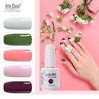 15ml Arte Clavo Soak Off Gel Polish No Wipe Top Base Coat Manicure UV LED Gel