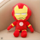 25CM The Avengers Plush Toys Action Figures Cute Cloth Doll for Children Gift