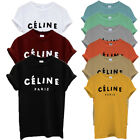 New Celine Paris Rihanna Swag Wasted Unisex T-Shirt