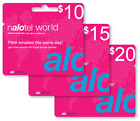 Cheap International calling card with emailed PIN
