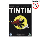Adventures of Tintin Series 1 2 3 4 and 5 Collection Herge Books Set Pack NEW