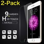 Tempered Glass Screen Protector for iPhone 8 / 8 Plus / Case Friendly 2 pack