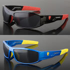 Children 7 14 Kids Sunglasses For Boys Cycling Baseball Youth Sports Glasses