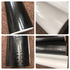 Crocodile Snake Skin  Film Vinyl Car Wrap Black White Gold - Air Free Bubble