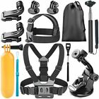 Action Camera Accessories 58-in-1 Kit For GoPro Hero 1, 2, 3, 4, 5, 6 Session