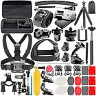 Action Camera Accessories 58-in-1 Kit For GoPro Hero 1, 2, 3, 4, 5, 6 Session <br/> ✔FAST DELIVERY ✔DE, FR, ES, IT, US, RU, UK STOCK