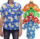 Hawaiian Shirt Stag Do Night Party fancy Loud Holiday Floral New All Sizes-1