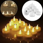Emulational LED Tea Light Candles Flameless Battery Tealights Flicker Night Lamp