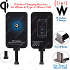 quick charge kit - Qi Wireless Charger Quick Charging Receiver Kit Pad Adapter For iPhone
