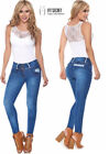 Jeans Colombiano Levanta Cola Push Up Women Butt Lifter Skin