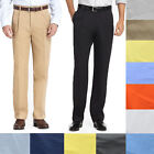 Brooks Brothers Men's 346 Pleated Front Cuffed Cotton Casual Dress Pants