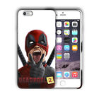 Super Hero Deadpool 2 Iphone 4s 5 5s SE 6 6s 7 8 X XS Max XR 11 Pro Plus Case 6