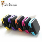 Foldable Wireless Bluetooth Stereo Headset Headphones Handsfree +Mic+3.5mm Wire