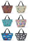 Eco Chic Foldable & Extendable Cool Bag / Lunch Bag / Sandwich Bag / Picnic Bag