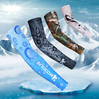 Cooling Arm Sleeves UV Sun Protection Basketball Golf Cycling for Men/Women