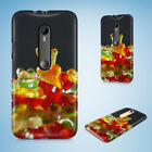 CANDY GUMMY BEAR JELLY BEANS #1 CASE MOTOROLA MOTO E1 E2 G1