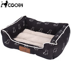 Dog Cat Soft Cloth Bed Pet Cushion Pad Kennel Warm Mat Cozy House Small Cotton