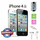 Apple iPhone 4s  - 16GB - Black (Unlocked)
