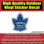 Toronto Maple Leafs - Hockey Vinyl Car Window Laptop Bumper sticker decal $18.5 USD on eBay