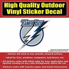 Tampa Bay Lightning - Hockey Vinyl Car Window Laptop Bumper Sticker Decal $3.50 USD on eBay