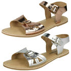 WHOLESALE Ladies Leather Sandals / Sizes 3-8 / 14 Pairs / FW00148