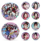 KPOP TWICE Brooch Pin Badge Button For Clothes Hat Backpack Decoration