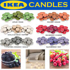 30 Pack Ikea Scented Tealight Candle Fragrance Tea Light Wedding Home Party BBQ