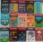 Intellivision Overlays - Sets of 2 - Some Singles Free - Shipping on all Orders!