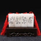 Chinese Traditional Carving Seal Sculpture Name Stamp Stone Jade Seal Art Craft image