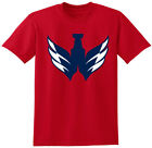 "Alexander Ovechkin Washington Capitals ""Stanley Cup Logo"" T-Shirt $15.99 USD on eBay"