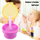 Children' s Portable Spill-proof Juice Soda Water Bottle Drink Safety Tool CN Q9