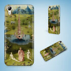 THE GARDEN OF EARTHLY DELIGHTS #1 HARD CASE FOR HTC DESIRE 816 820 826 10 PRO