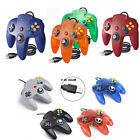 N64 USB Controller Gamepad Joystick for Windows PC MAC Linux Raspberry Pi 3
