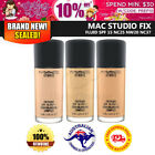BRAND NEW MAC Studio Fix Fluid SPF 15 (Select Your Shade) NC25 NW20 NC37 M.A.C