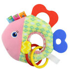 Cute Newborn Baby Infant Animal Soft Rattles Teether Hanging Bell Plush Bebe Toy