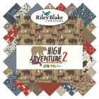 High Adventure 2 by Dani Mogstad for Riley Blake 2 PreCuts in listing