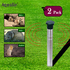 Ultrasonic Repellent Garden Pest Control Animal Cat Dog Squirrel Mole Gopher