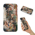 LUNCHEON OF THE BOATING PARTY ART HARD PHONE CASE COVER FOR APPLE IPHONE