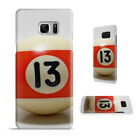 SNOOKER POOL TABLE BALLS 9 PHONE CASE COVER FOR SAMSUNG GALAXY S SERIES $8.95 USD on eBay