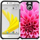 For HTC Bolt (2016) Case Slim Hybrid Armor Dual Layer Protective Phone Cover