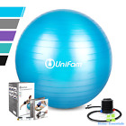 Exercise Stability Ball Chair Heavy Duty Yoga Balance Trainer Therapy Fitness