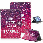 For Lenovo Tab 2 Tab 3 Tab 4 8.0 Tablet Universal Folio Leather Stand Case Cover