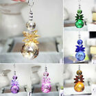 Crystal Ball Suncatcher Window Hanging Rainbow Pendant Home Car Garden Decor