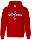 Washington Capitals 2018 Stanley Cup Champions Alex Ovechkin HOODED SWEATSHIRT $29.99 USD on eBay
