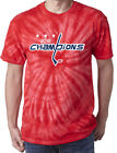 Tie-Dye Washington Capitals 2018 Stanley Cup Champions Alex Ovechkin T-Shirt $20.99 USD on eBay