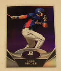 2010 Jake Skole Texas Rangers RC Base Parallel Auto | You Pick