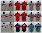 Men's Los Angeles Angels Mike Trout #27 Baseball all styles Jersey