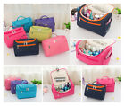 Travel Waterproof Toiletry Bag Wash Shower Makeup Organizer Portable Case Box