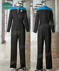 Hot!Star Trek: Voyager Cosplay Captain Kathryn Janeway Costume  GG.741 on eBay